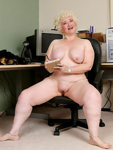 grannies Naked plump